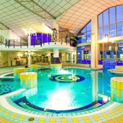 Park Inn by Radisson Sárvár **** - TOP pobyt v lázeňském komplexu s termálními bazény a all inclusive stravou