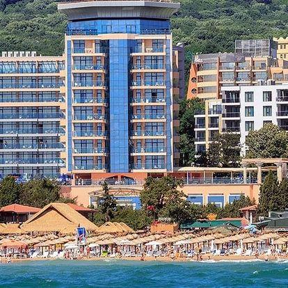 Bulharsko - Zlaté Písky letecky na 5 dnů, all inclusive