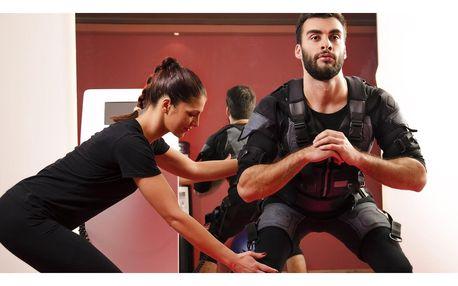 20min. intenzivní X-Body trénink s osobním trenérem