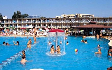 Bulharsko - Slunečné pobřeží letecky na 8 dnů