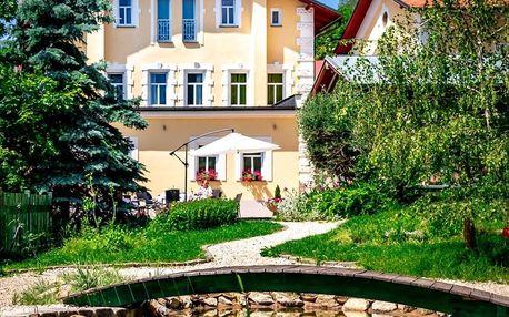 Karlovarský kraj: Boutique Hotel SwissHouse