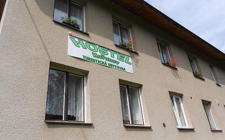 Jizerské hory: Hostel Kořenov