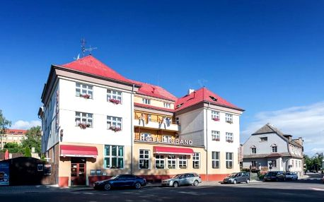 Doksy, Liberecký kraj: Hotel Grand
