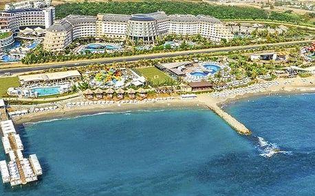 Turecko - Alanya letecky na 7-12 dnů