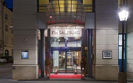 Rakousko - Salzbursko na 4-5 dnů, snídaně v ceně