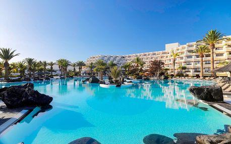 Španělsko - Lanzarote letecky na 7-15 dnů, snídaně v ceně