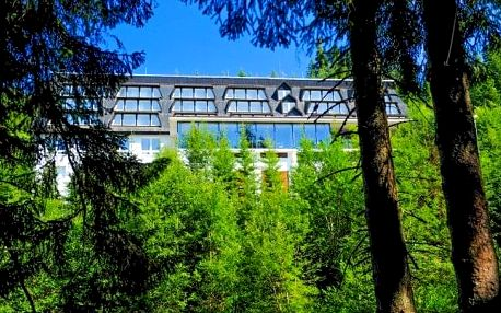 Nízké Tatry v Hotelu Ostredok *** s parádním venkovním wellness, Liptov Region Card plnou slev a polopenzí