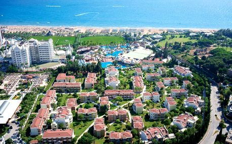 Turecko - Side - Manavgat letecky na 8-16 dnů, all inclusive