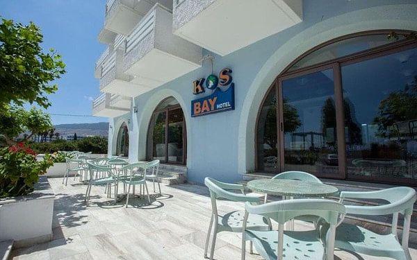 Kos Bay, Kos, Řecko, Kos, letecky, snídaně v ceně2