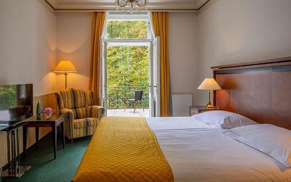 Luxusní pobyt v 5* Grandhotelu PUPP s neomezeným wellness 3 dny / 2 noci, 2 os., snídaně2