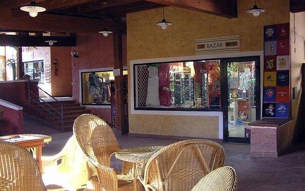 Free Beach Club, Sardinie / Sardegna, Itálie, Sardinie / Sardegna, letecky, plná penze3