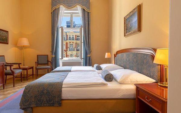 Luxusní pobyt v 5* Grandhotelu PUPP s neomezeným wellness 3 dny / 2 noci, 2 os., snídaně5