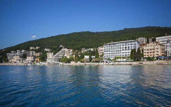 Lungomare hotel, Kvarner, Chorvatsko, Kvarner, vlastní doprava, polopenze5