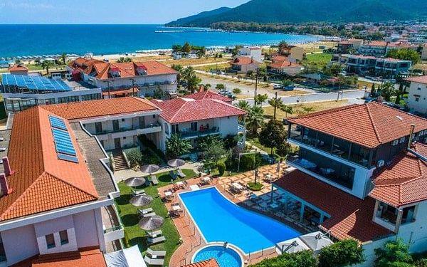 Hotel Alexander Inn (Chalkidiki, Stavros) - kombinovaná doprava, Chalkidiki, Řecko, Chalkidiki, letecky, bez stravy4