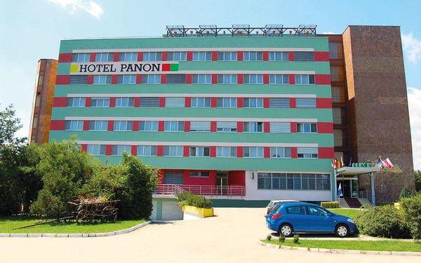 Jižní Morava: Hotel Panon