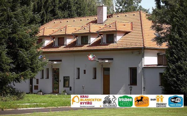 Střední Čechy: Pension Konopiste