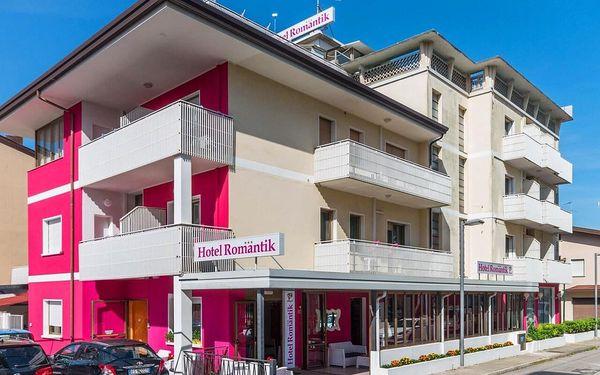 3* Hotel Romantik se snídaní, 250 m od moře