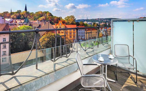 4* pobyt v centru Prahy: bohaté snídaně