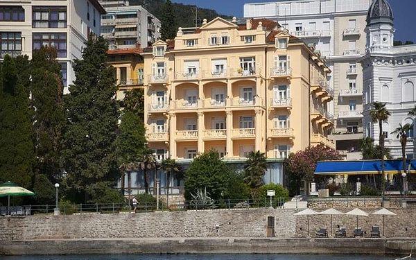 Chorvatsko - Kvarner na 8 dnů, polopenze