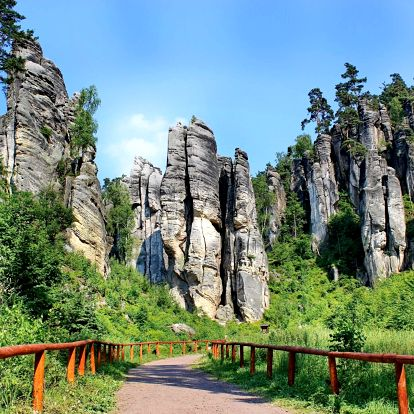 Relax v Českém ráji se vstupem do Císařských lázní a polopenzí