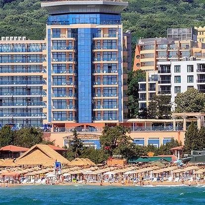 Bulharsko - Zlaté Písky letecky na 4-9 dnů, all inclusive