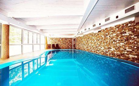 Interhotel America **** v Písku s neomezeným vstupem do wellness