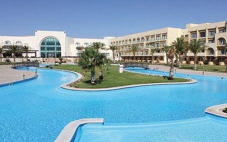 Egypt - Soma Bay letecky na 8-15 dnů