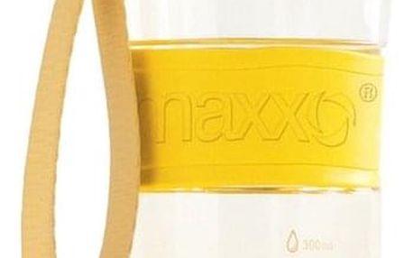 Maxxo Sportovní outdoorová láhev Sunflower 600 ml