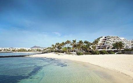 Španělsko - Lanzarote letecky na 7-8 dnů