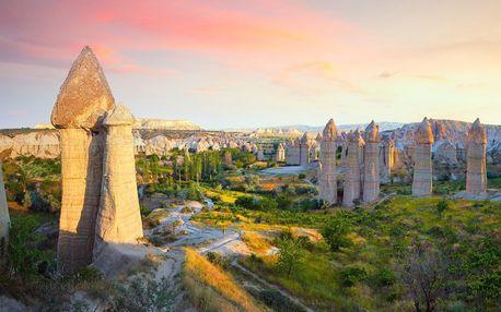 Turecko - Antalya letecky na 12-13 dnů, polopenze