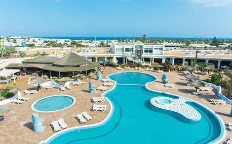 Španělsko - Lanzarote letecky na 7-15 dnů, all inclusive