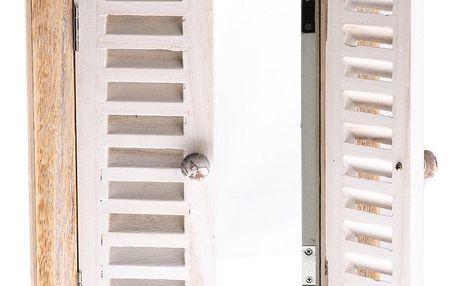 Zrcadlo s okenicemi, 30 x 45 x 3 cm