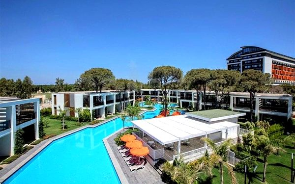 Hotel Trendy Lara, Antalya, Turecko, Antalya, letecky, ultra all inclusive3