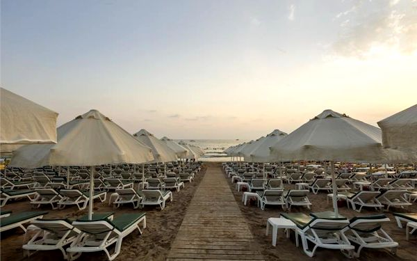 Trendy Side Beach, Side, Turecko, Side, letecky, all inclusive5