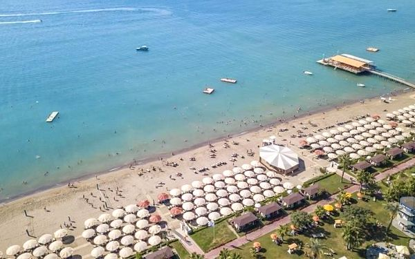 Pine Beach Belek, Belek, Turecko, Belek, letecky, ultra all inclusive5