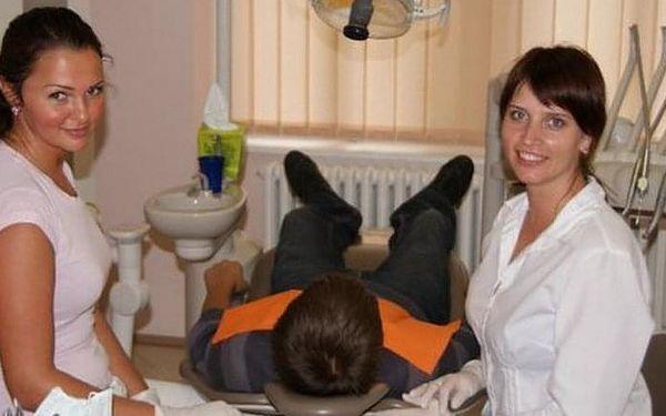 Dentální hygiena s AirFlow4