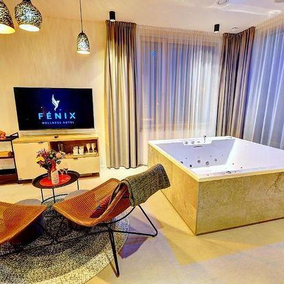 Jizerské hory: Wellness Hotel Fénix