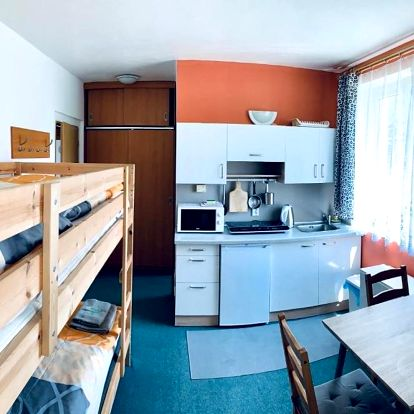 Prachovské skály: Apartmány na Horce