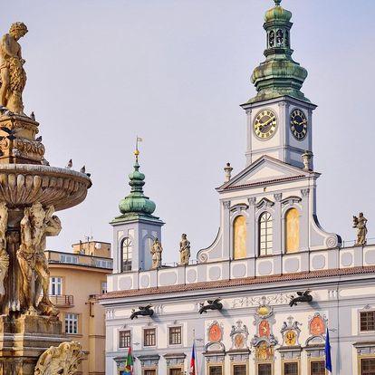 Tajemné Budějovice: venkovní únikovka, až 6 hráčů