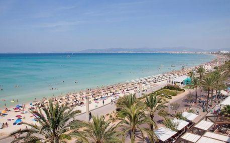 Baleárské ostrovy: AYA Seahotel