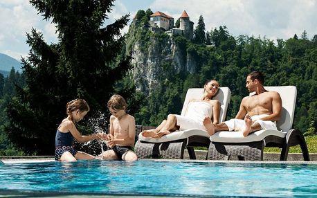 Bled, Rikli Balance Hotel****+ superior u jezera Bled