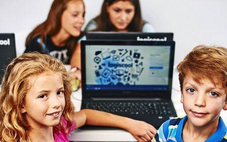Celodenní příměstské tábory s digitální tématikou