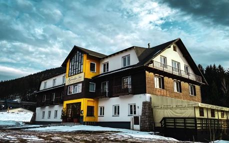 Krkonoše: Hotel Harrachov Inn