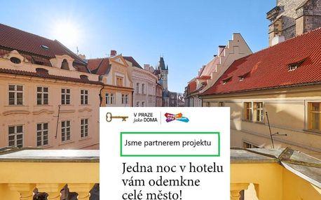 Praha a okolí: Ventana Hotel Prague