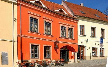 Jižní Morava: Hotel Templ