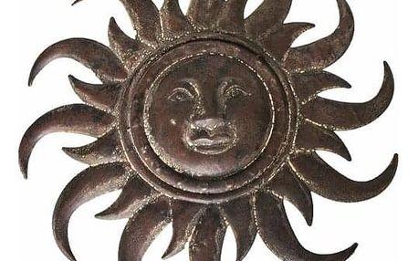 Dekorační slunce na zeď, pr. 50 cm