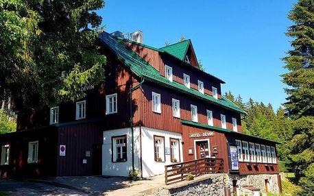 Krkonoše: Hotel Děvín