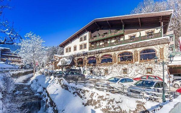 Rakousko, Zell am See: Hotel St. Georg