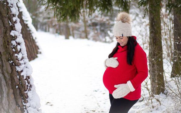 Těhotenské, párové i rodinné focení v exteriéru