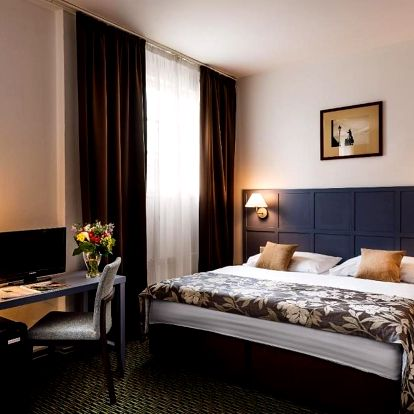 Praha a okolí: Central Hotel Prague